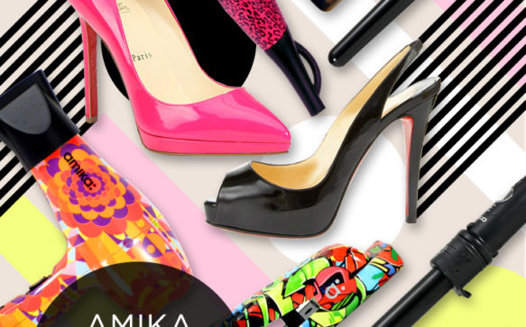 Sign up to win $500 in Amika Hair Loot and Louboutins!