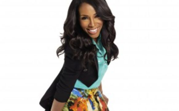 "Celebrity fashion stylist June Ambrose brings high-end fashion to VH1 with the new series ""Styled by June"""