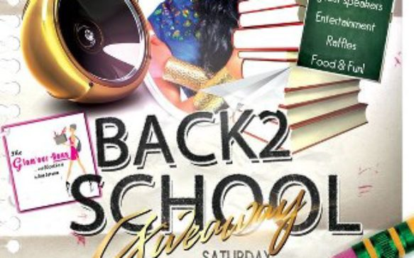 Please join us as we make a difference in a child's life @ The Diva Davanna 1st Back 2 School Supplies Give a way !!!