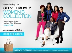 KG Stores With Steve Harvey Women's Collection