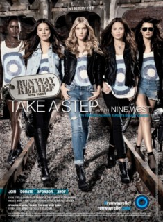 NINE WEST RUNWAY RELIEF CAMPAIGN