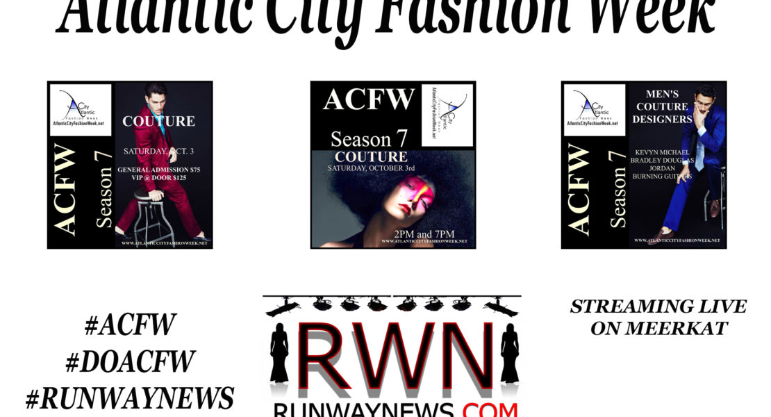 Atlantic City Fashion Week – Season 7 Playlist